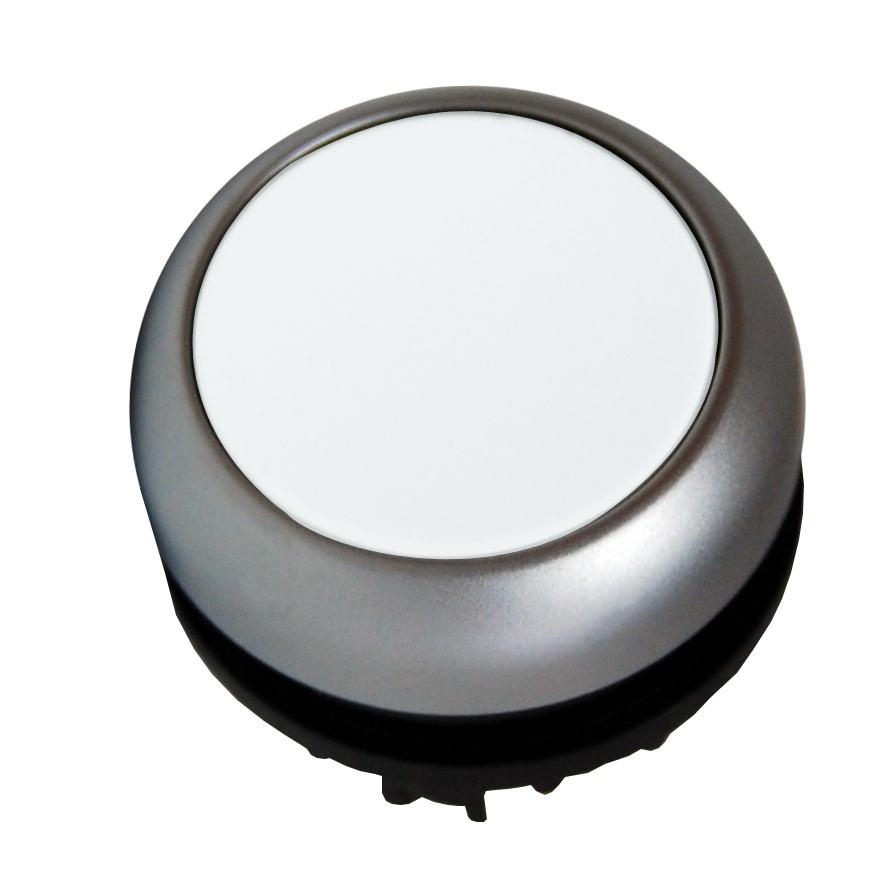 1 Stk Leuchtdrucktaste flach tastend weiss MM216922--