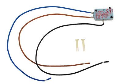 1 Stk Einschaltbereitschaftsmeldeschalter, eingebaut MO800C22--