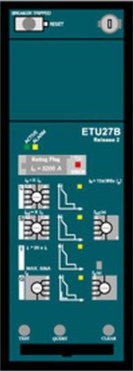 1 Stk Auslöseelektronik LNSIG (ETU27), eingebaut MO89027G--