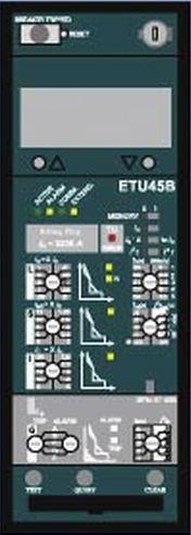 1 Stk Auslöseelektronik universal LSIN (ETU45), eingebaut MO890450--