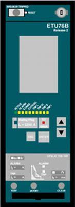 1 Stk Auslöseelektronik digital, Vollgrafikdisplay (ETU76) MO890760--