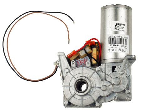 1 Stk Motorantrieb 220VACDC, inklusive Einschaltspule, eingebaut MO894000--
