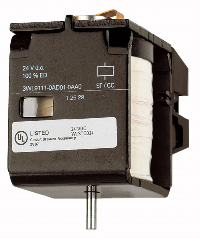 1 Stk Spannungsauslöser 110VACDC, Einzelteil MO90AD05--