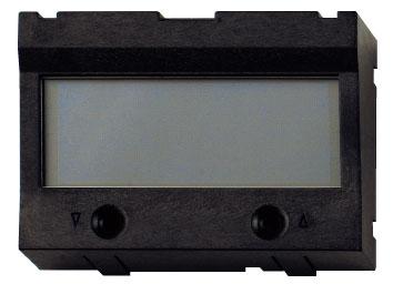 1 Stk Display 4-zeilig für Universalauslöser ETU45 , Einzelteil MO90AT81--