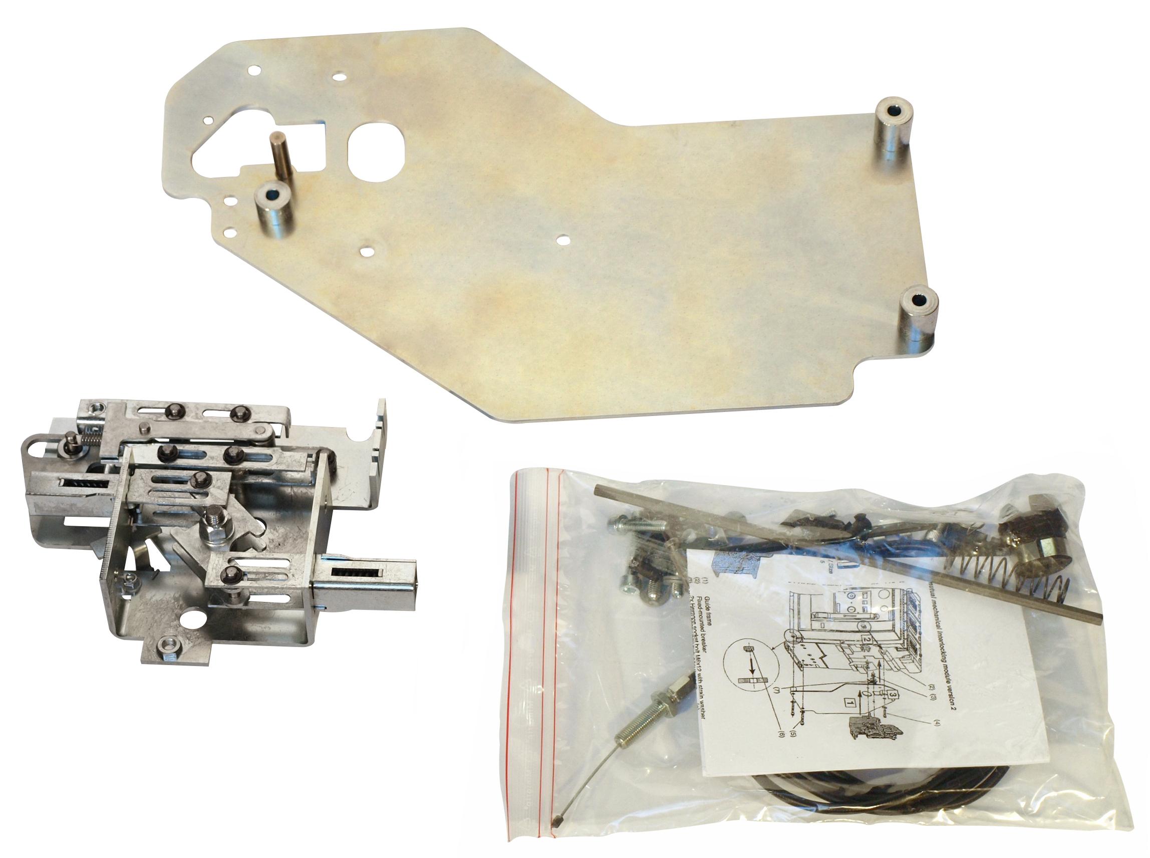 1 Stk Mechanische Verriegelung, Festeinbauschalter, Einzelteil MO90S550--