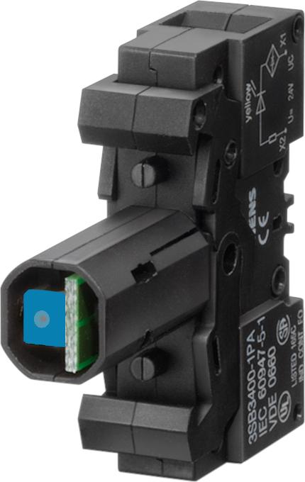1 Stk LED blau, 24VAC/DC, Cage clamp MSZL5005C-