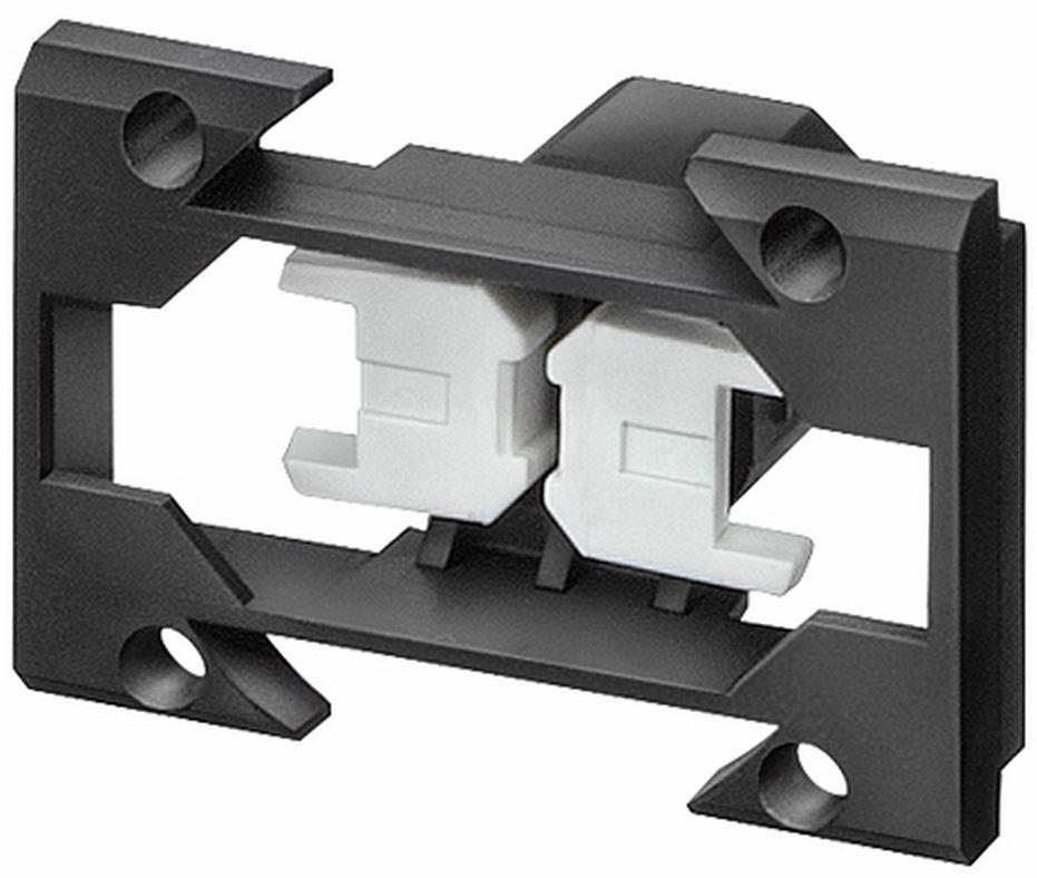 1 Stk Träger mit Druckstück für 3 Kontaktblöcke MSZX0003--