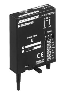 1 Stk Zeitmodul, einschaltverzögert für Multimodesockel MT78740 MTMZ0W00--