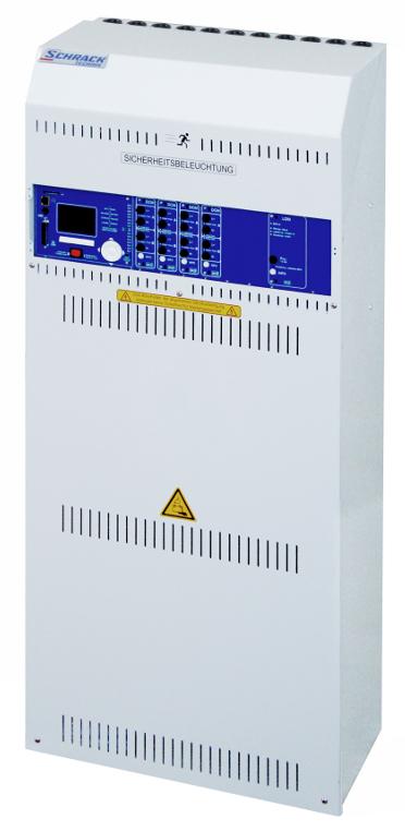 1 Stk Gruppenbatterieanlage MiniControl 8/20 NLMN108---