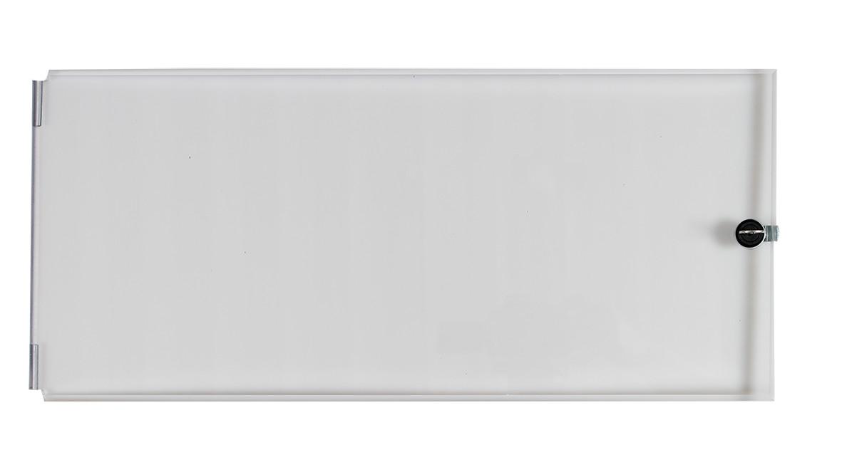 1 Stk Plexiglasabdeckung absperrbar für CPS MidiControl NLPLXMD---