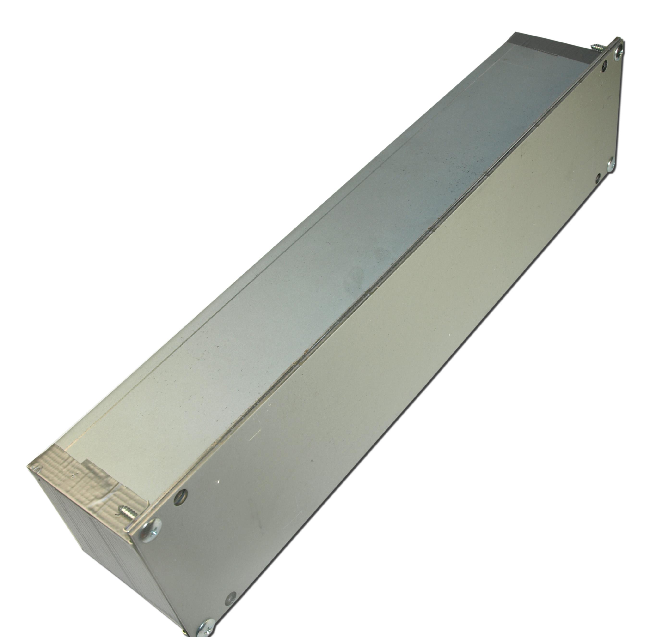 1 Stk Betoneinbaukasten für Notleuchten Design U6 NLU6BE----