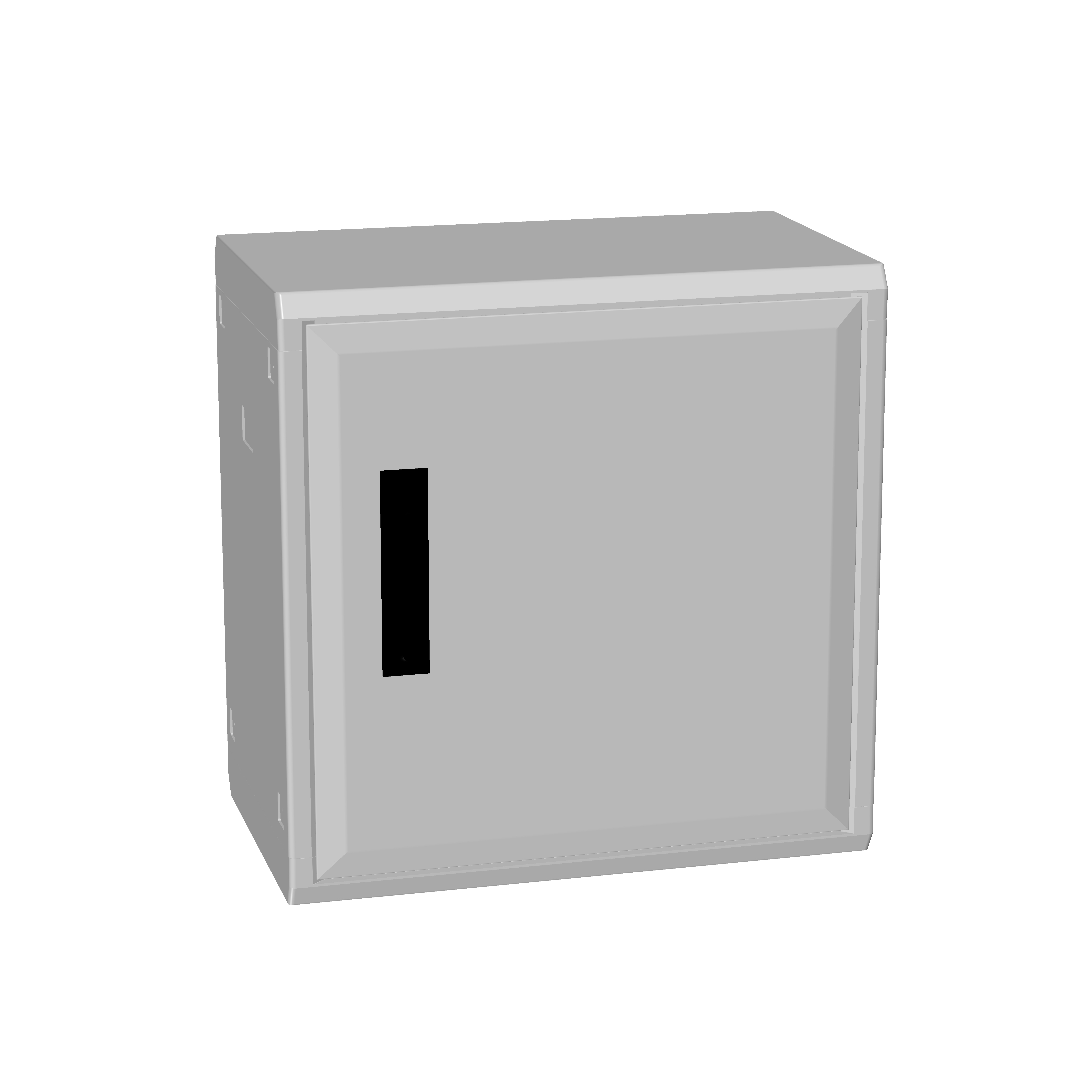 1 Stk Polyesterschrank, eintürig, 500x500x312 POCC2230--