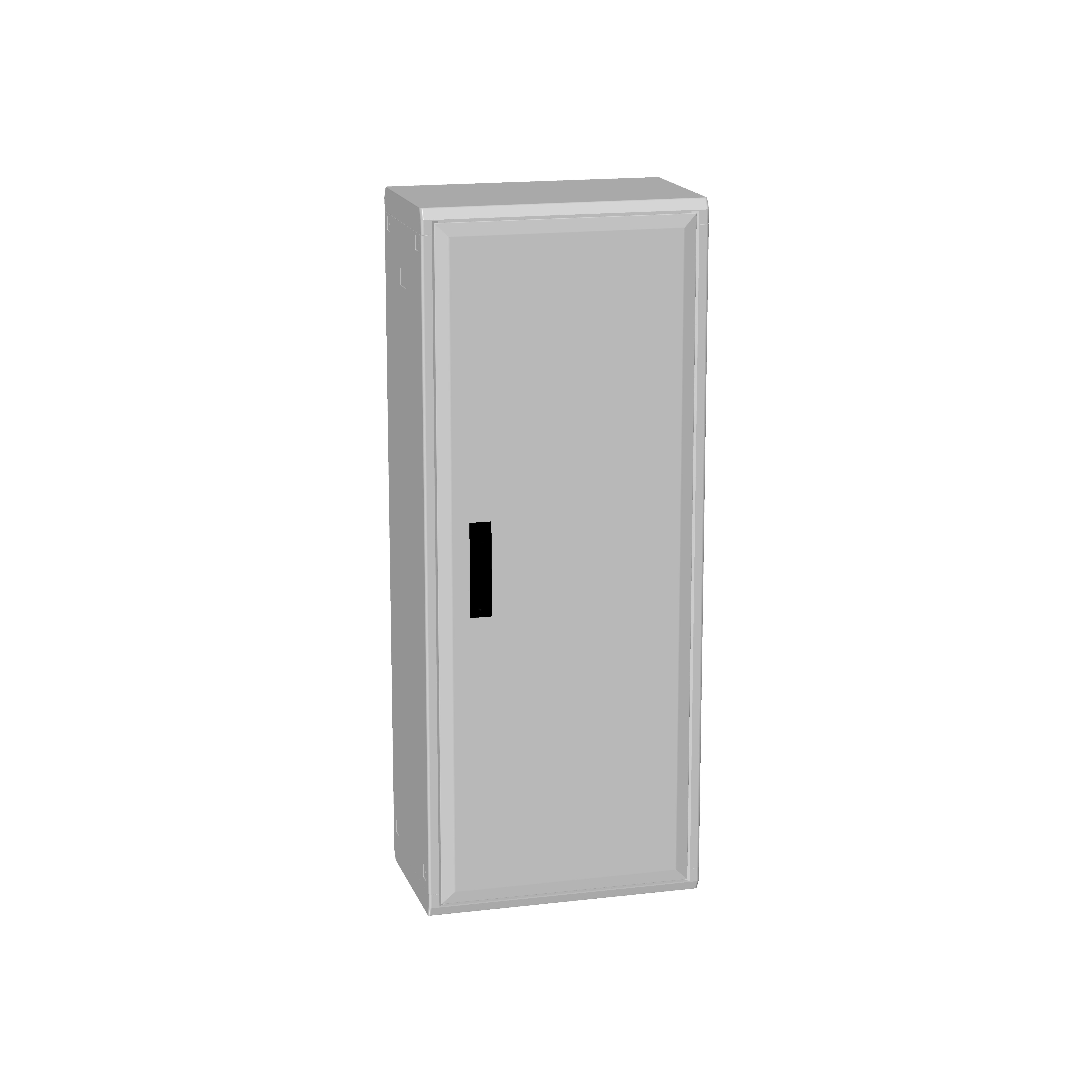 1 Stk Polyesterschrank, eintürig, 1250x500x312 POCC5230--
