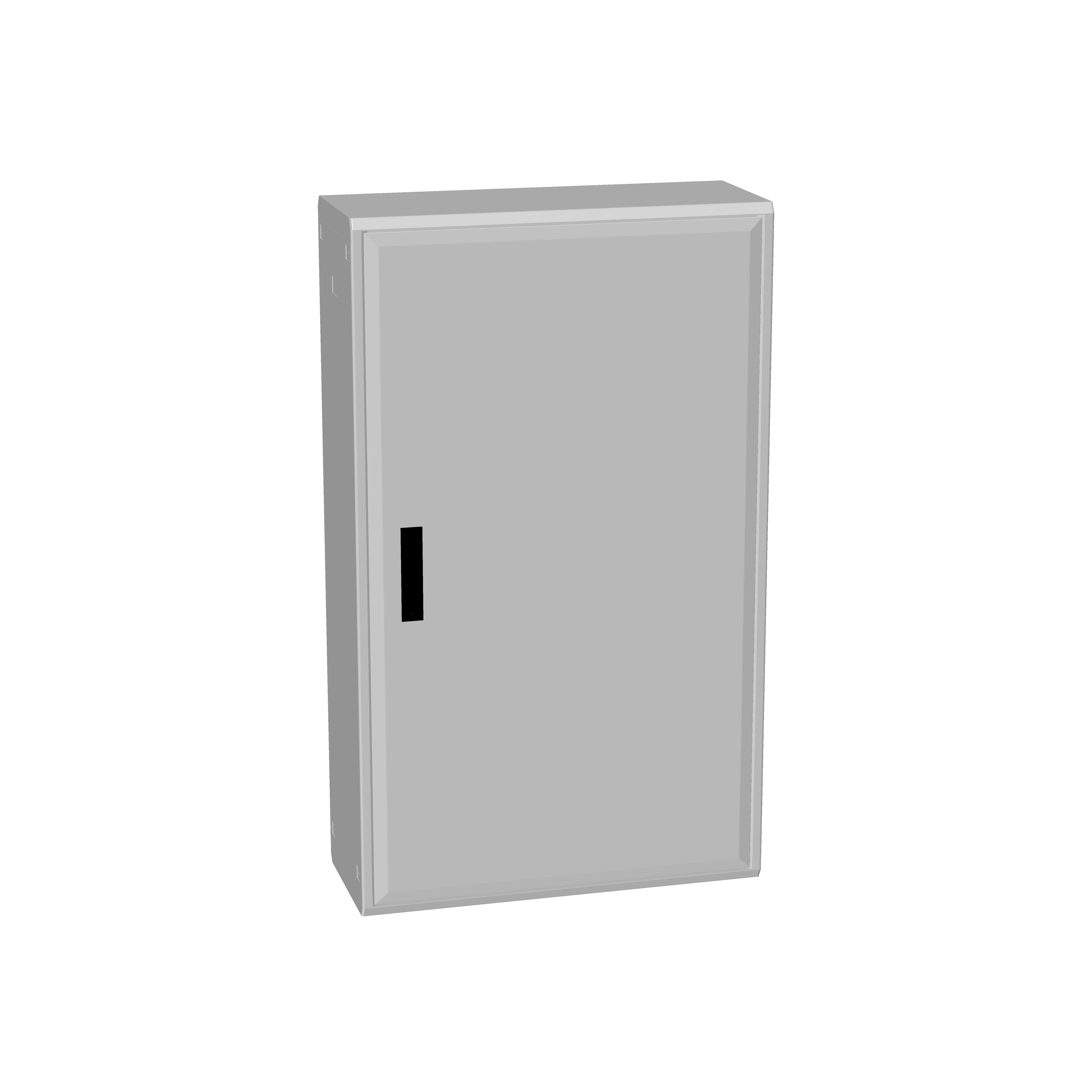 1 Stk Polyesterschrank, eintürig, 1250x750x312 POCC5330--