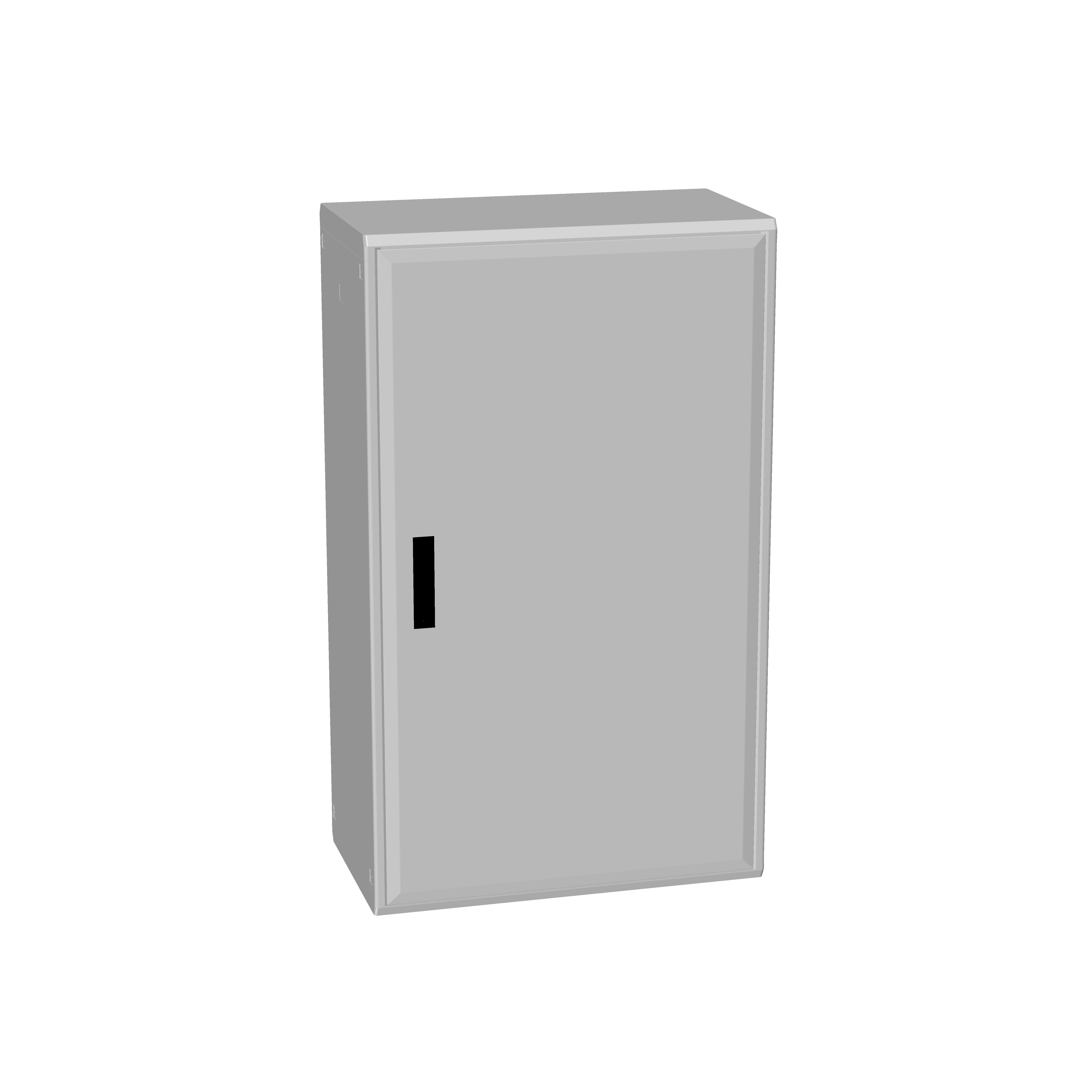1 Stk Polyesterschrank, eintürig, 1250x750x432 POCC5340--