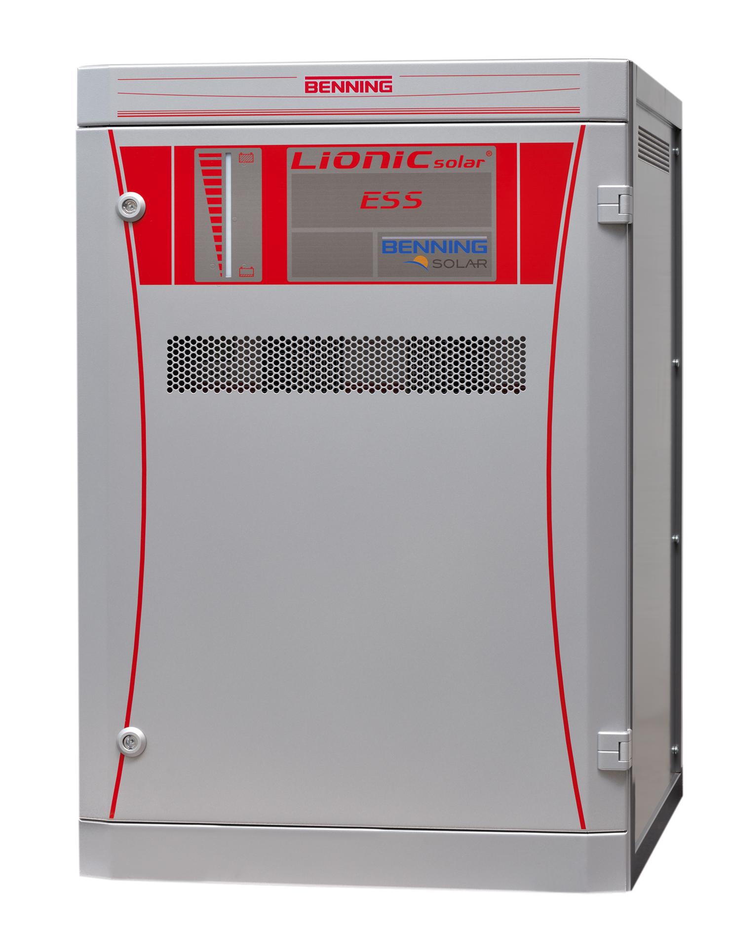 1 Stk LIONICsolar ESS Komplettsystem, 4,3 kW WR, 4 kWH Batterie PVES0001--