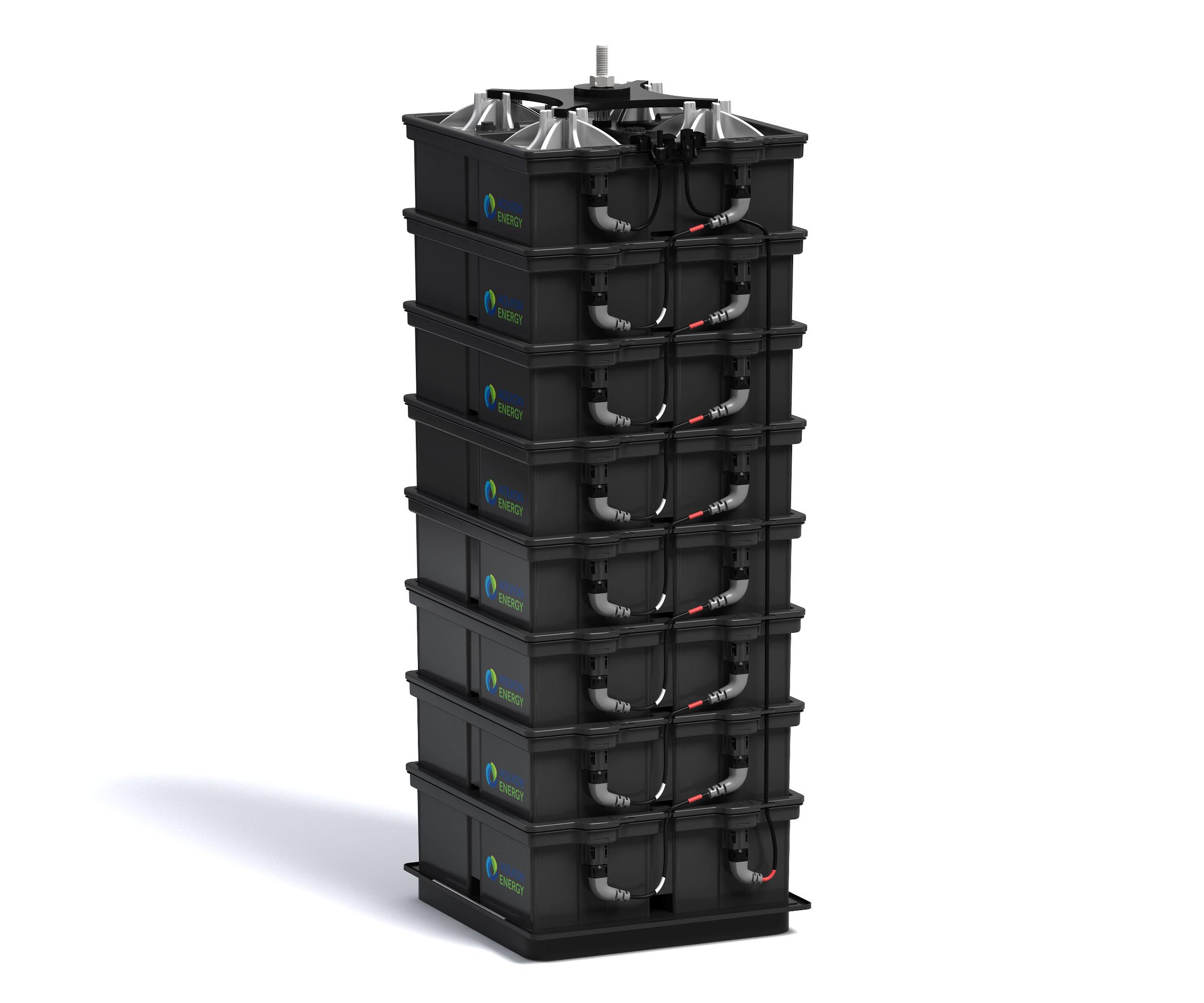 1 Stk Aquion AHI Batterie 2 kWh, 48V, DoD 100%, Salzwasser  PVES0008--