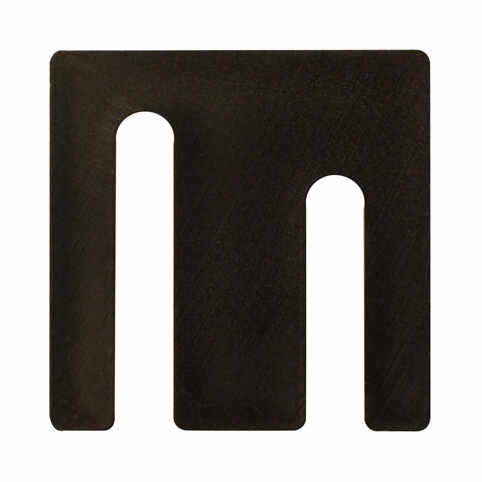 1 Stk Unterleger Dachhaken TS3, 5mm aus Kunststoff PVF21140--