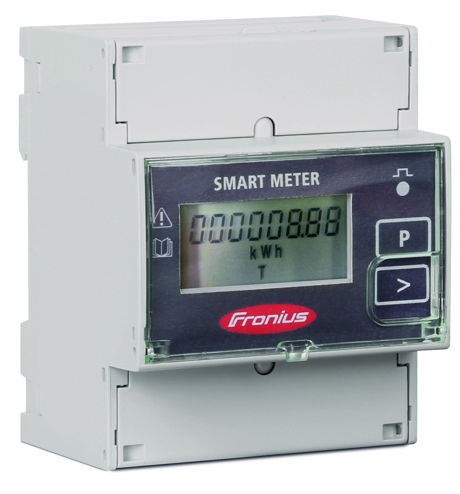 1 Stk Fronius Smart Meter 63A/3ph PVH10000--