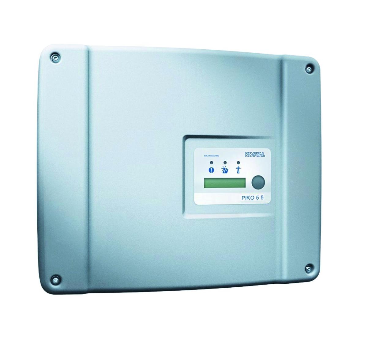 1 Stk Wechselrichter Piko 5.5 DCS, 5 kW, 3ph, IP55, 3 MppTracker PVI35000--