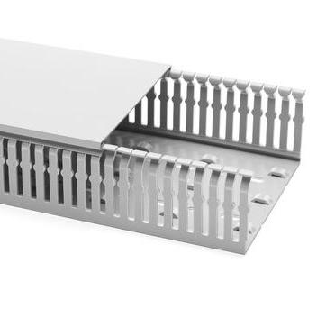 1 m Verdrahtungskanal 25x80mm (BxH) Pb-Frei, RAL 7030 RH229248--