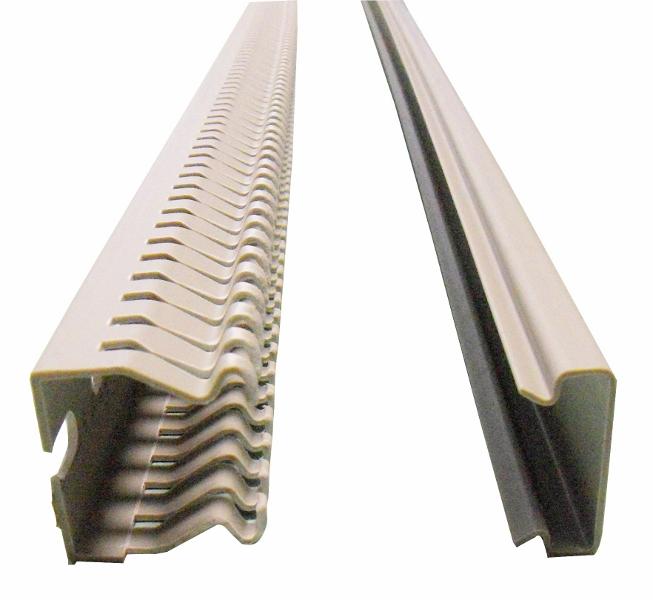 1 m Verdrahtungskanal Type BE 37,5x37,5mm (BxH), RAL 7030 RH725142--