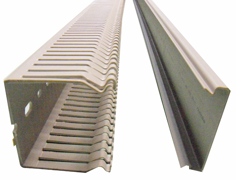 1 m Verdrahtungskanal Type BE 62,5x62,5mm (BxH), RAL 7030 RH725202--