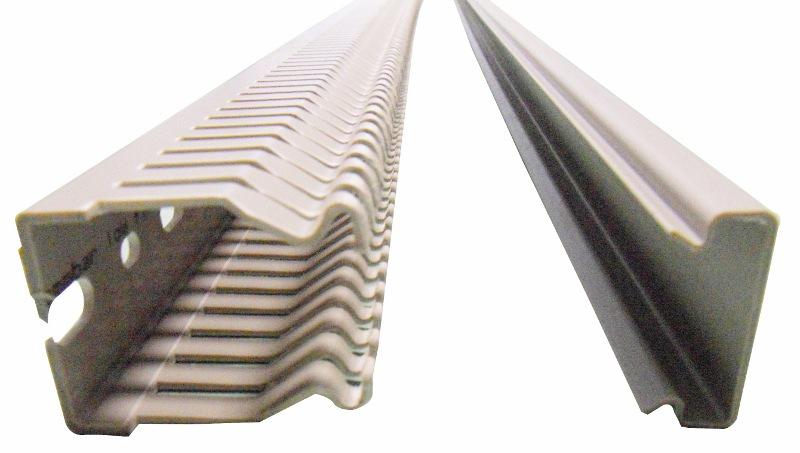 1 m Verdrahtungskanal Type BE 37,5x75mm (BxH), RAL 7030 RH726866--