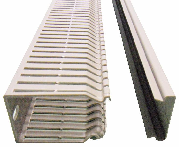 1 m Verdrahtungskanal Type BE 50x75mm (BxH), RAL 7030 RH726876--