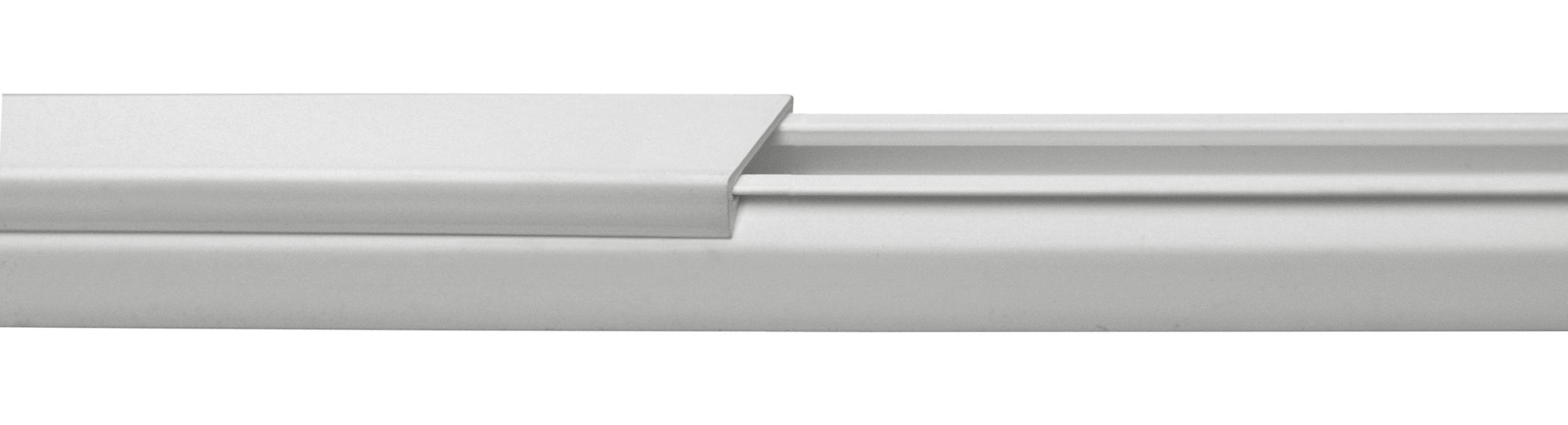 1 m Leitungskanal LE 15x15mm (BxH), RAL 9010 RH727784--