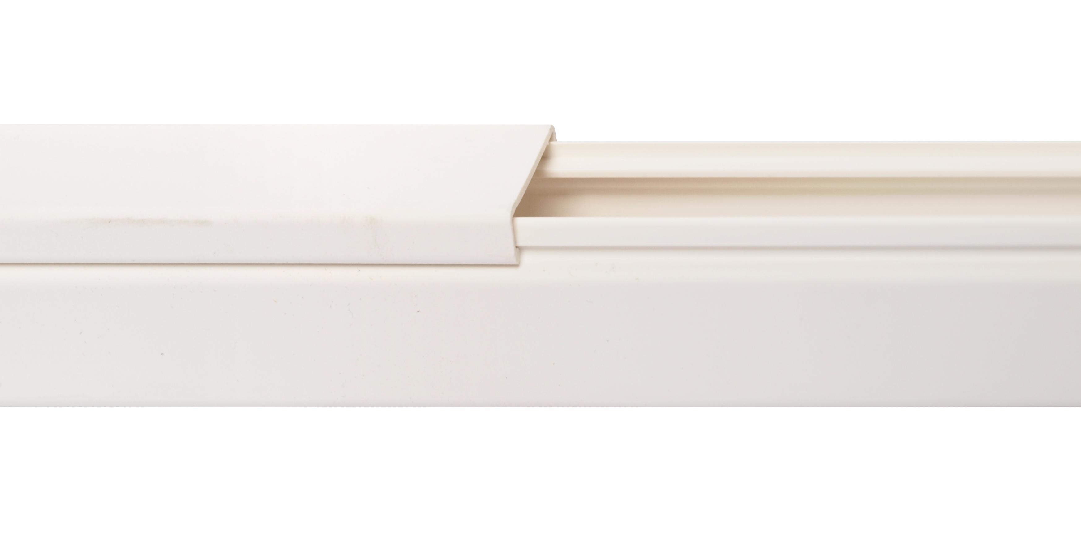 1 m Leitungskanal LE 30x30mm (BxH), RAL 9010 RH727814--