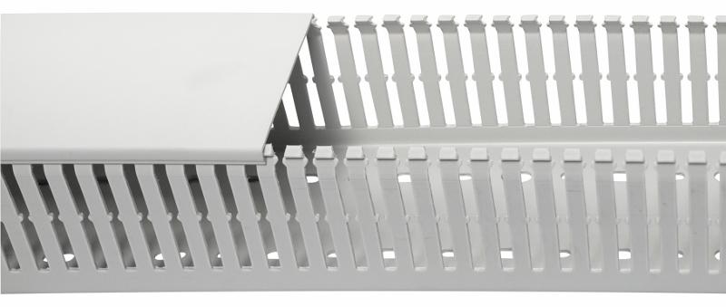 1 m Verdrahtungskanal halogenfrei 100x75mm (BxH), RAL 7035 RH732909--