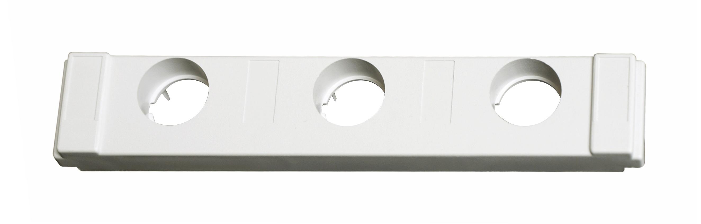 1 Stk D02-Streifenabdeckung, 36mm breit, für E18, 1-1/3fach SI014240--