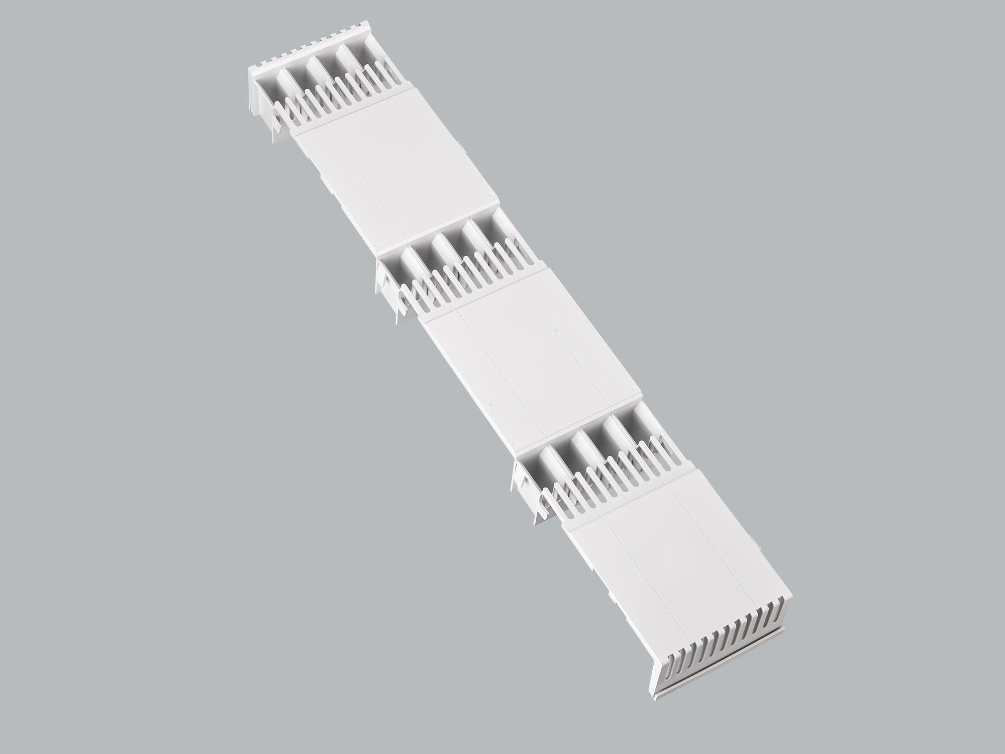 1 Stk Berührungsschutzmodul 185mm Breite 100mm SI014340--