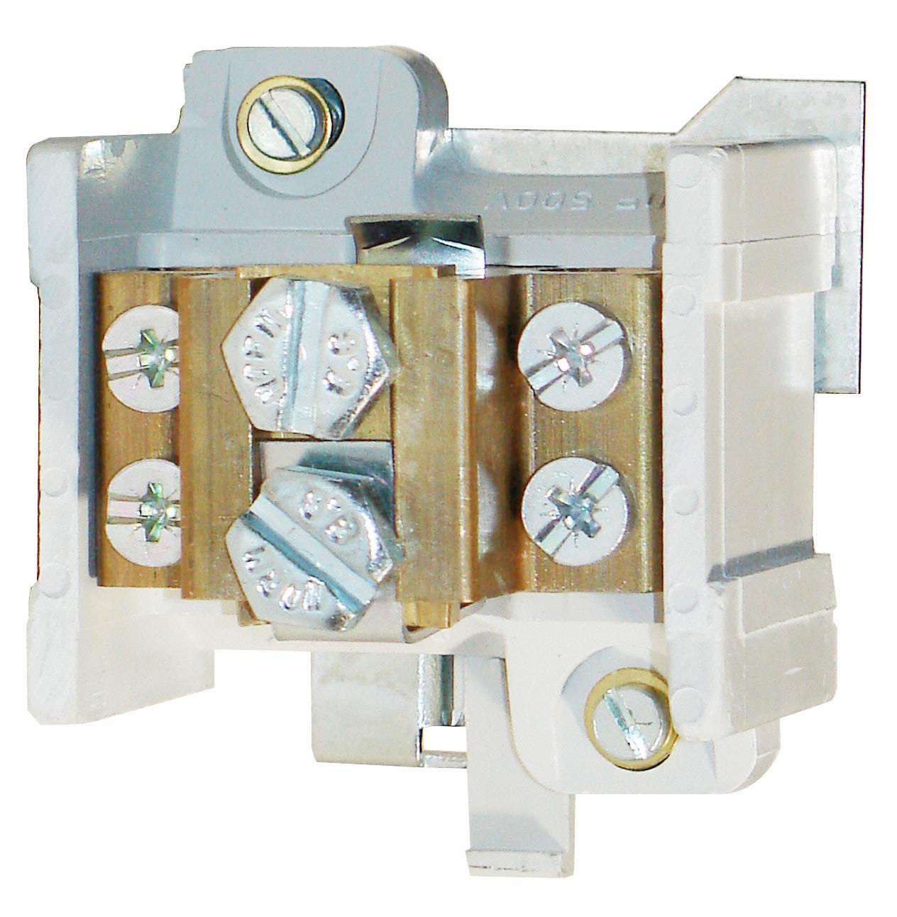 1 Stk Hauptklemme blank 70mm², 1-polig, 1x2x50mm², clip SI022470--