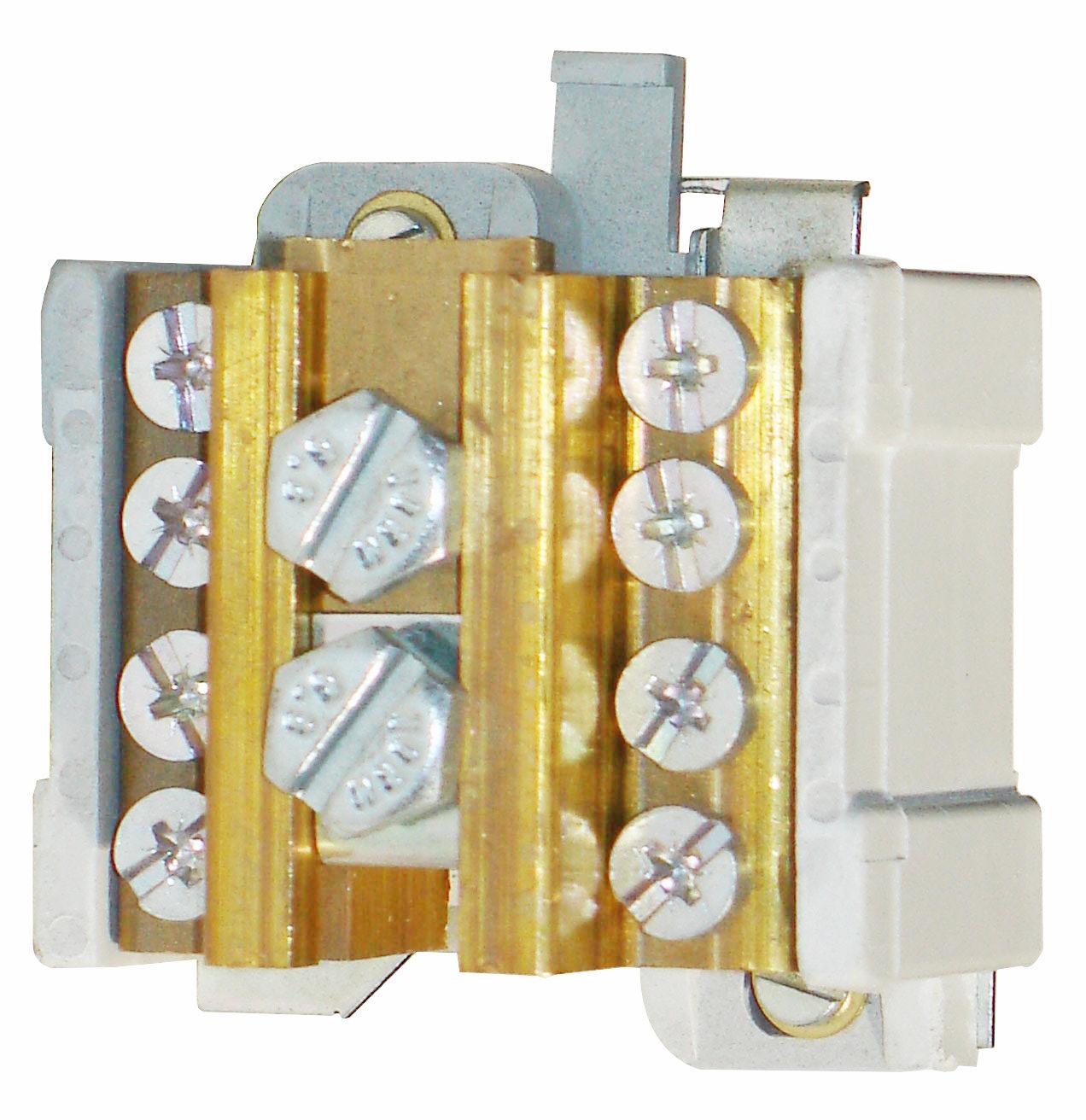 1 Stk Hauptklemme blank 70mm², 1-polig, 1x4x50mm², clip SI022480--