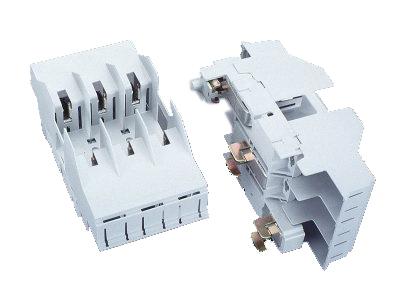 1 Stk NH-Sicherungsunterteil Gr.00, 160A, 3-polig,Aufbau, Schraube SI033510--