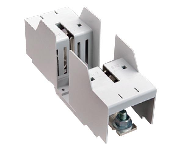1 Stk NH-Sicherungsunterteil Gr.3, 630A, 1-polig, Schraube, Aufbau SI037680--