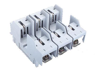 1 Stk NH-Sicherungsunterteil Gr.3, 630A, 3-polig, Schraube, Aufbau SI037690--
