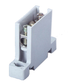 1 Stk Nullleiter 63 A, trennbare Buchsenklemme SI051880--
