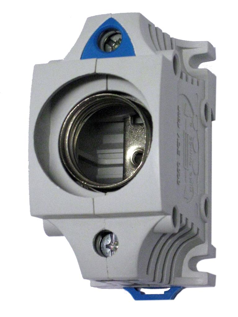 1 Stk DII-Sicherungssockel E27, 1-polig SI311730--