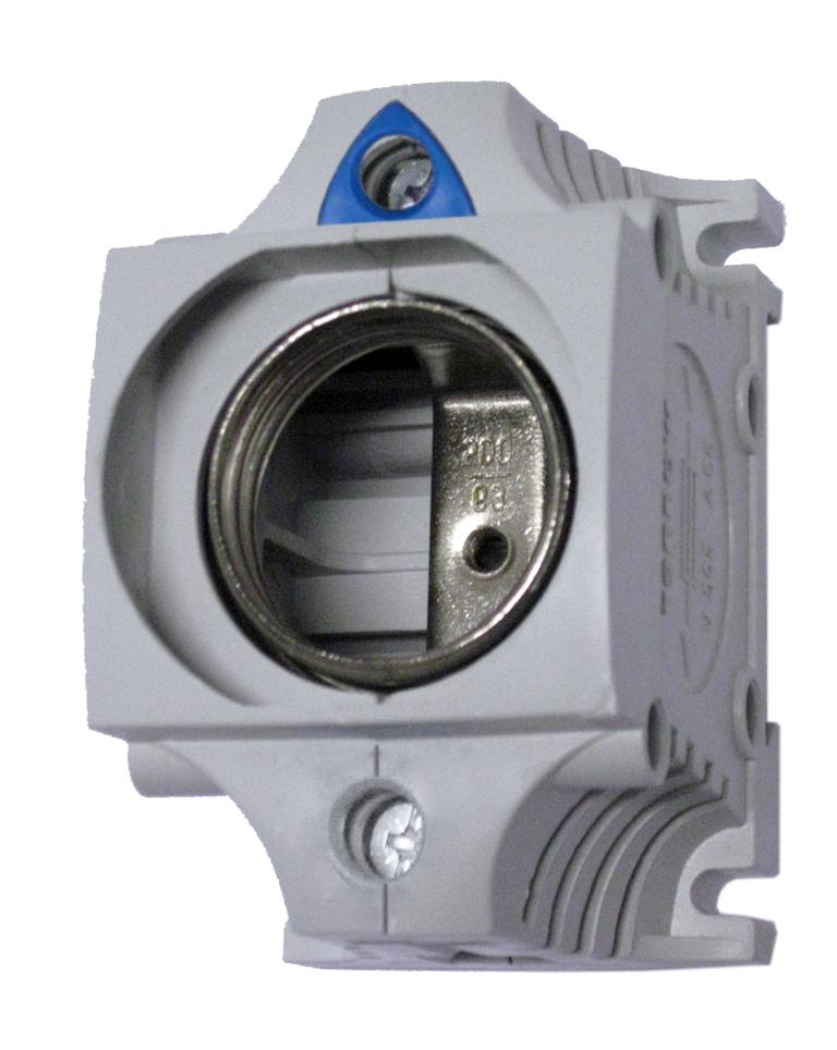 1 Stk DIII-Sicherungssockel E33, 1-polig SI311750--