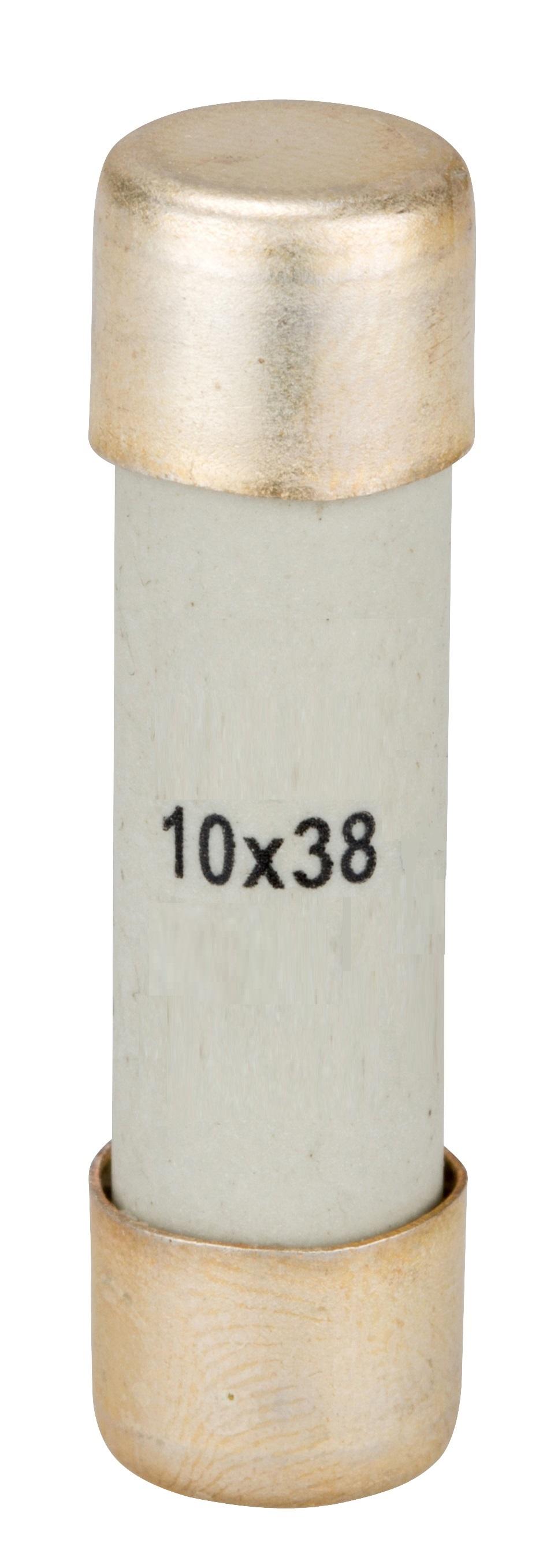 1 Stk Zylindrischer Sicherungseinsatz 10X38, 25A, gR, 690V SI312130--