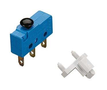 1 Stk Meldeschalter 1 Wechsler 250 V AC / 5 A, 30 V DC / 4 A SI319030--