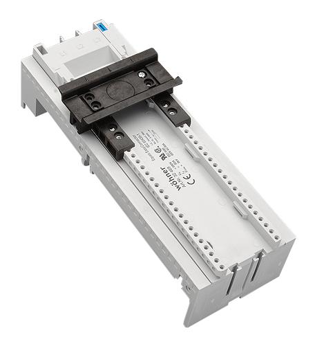 1 Stk Sammelschienen-Adapter EEC 80A, 1 Tragschiene, Breite 72mm SI324690--