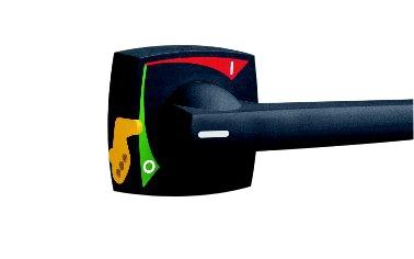 1 Stk Türkupplungsdrehantrieb zum Abschließen und Türsperre SI333450--