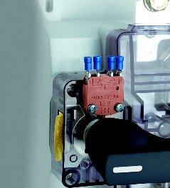 1 Stk Meldeschalter zur Überwachung der Schalterstellung für LTS SI333470--