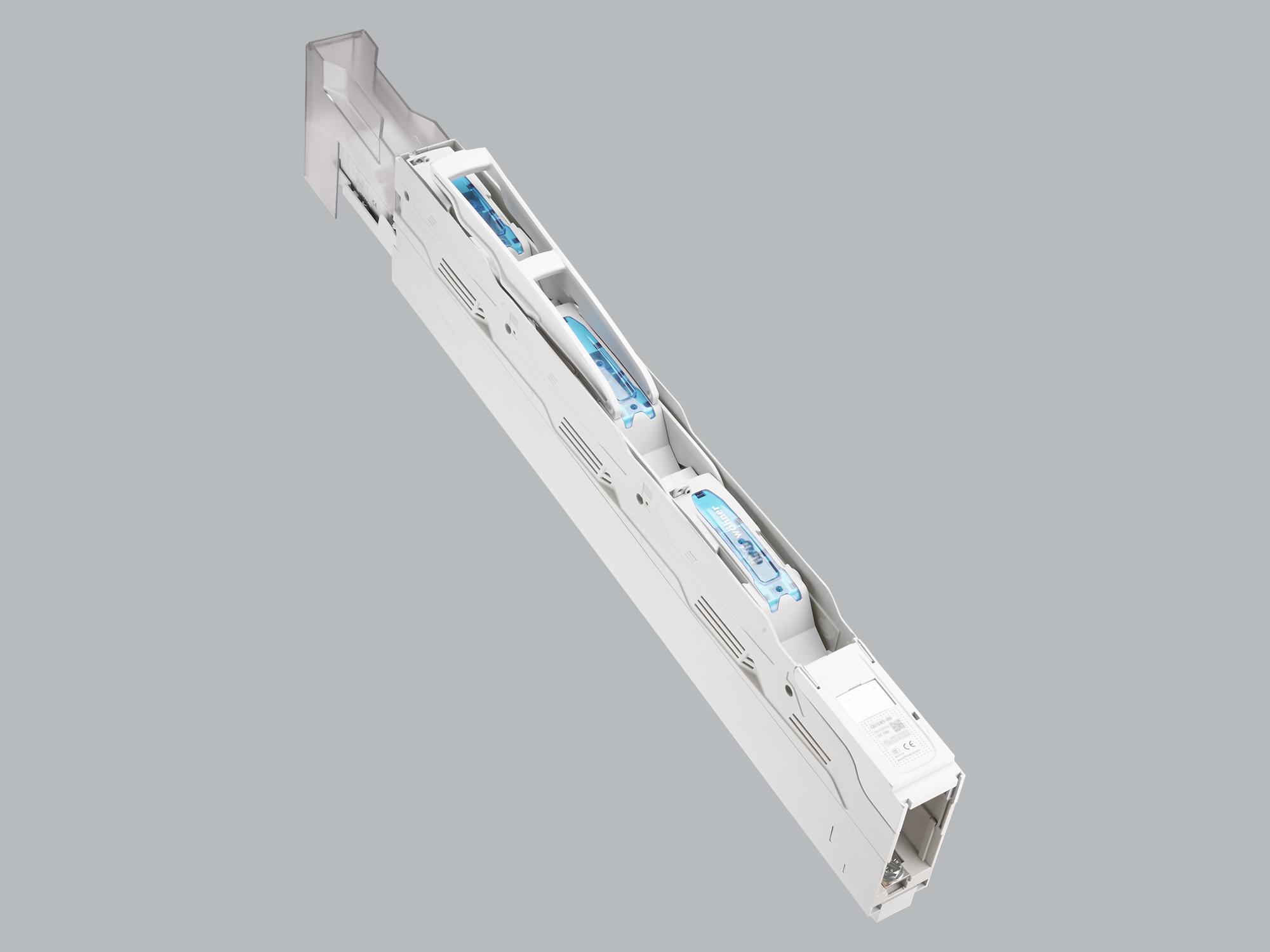 1 Stk NH-Sicherungslasttrennleiste Gr.00, 160A,185mm direkt,M8,SiU SI337200--