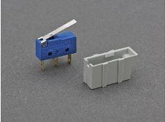 1 Stk Meldeschalter 1 Wechsler, 250 VAC/5A, 30 VDC/4A, für Größe 1 SI339170--