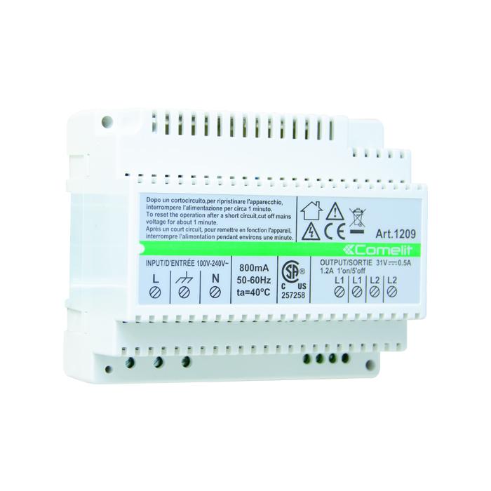 1 Stk Netzgerät für Quadra KITs 230VAC 30VDC SP1209----
